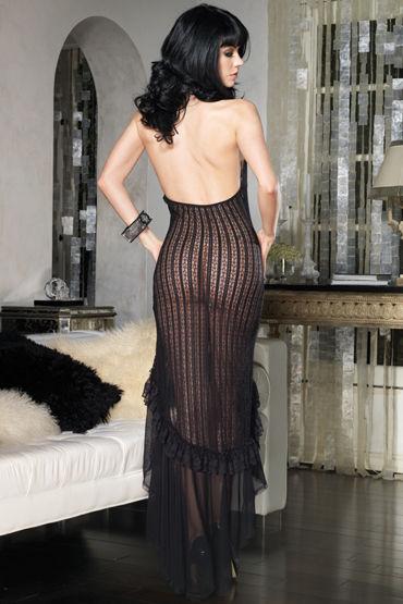 Leg Avenue платье С ассиметричным подолом