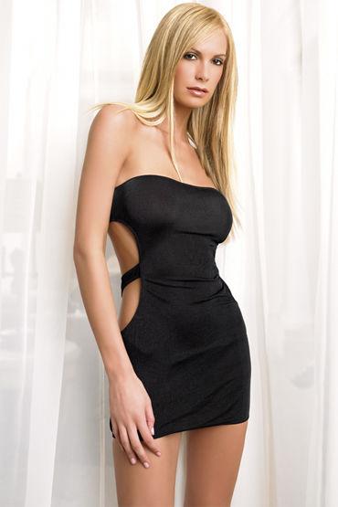 Leg Avenue мини-платье С открытой спиной