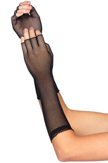 Leg Avenue Fingerless Gloves Перчатки в мелкую сеточку