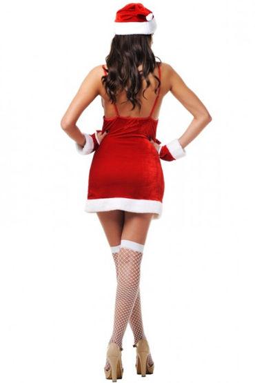 Le Frivole Веселая Снегурочка Эротичный наряд для Нового Года