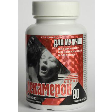 Декамерон Ромео, 90 капсул Витаминно-минеральный комплекс для мужчин