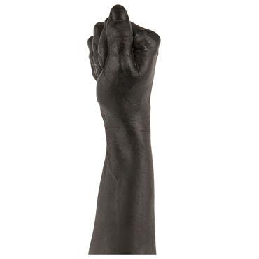 Doc Johnson Belladonna's Bitch Fist, черная Кисть для фистинга