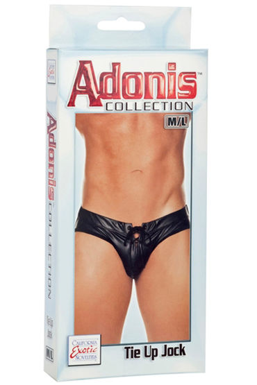 California Exotic Adonis Tie Up Jock, ������� ����� - ������ M/L