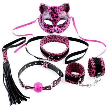 Pipedream Fetish Fantasy Kinky Kitty Kit Набор для бондажа