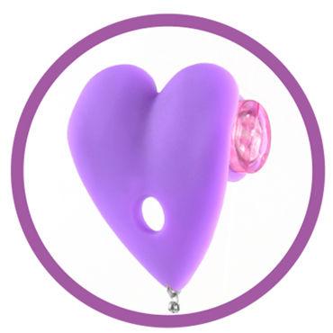 Pipedream Vibrating Heart Pasties Вибрирующие накладки на соски
