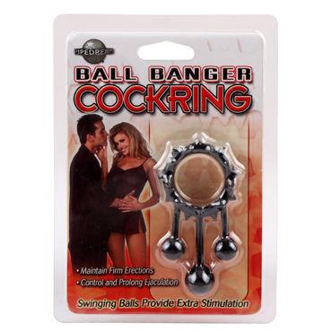 Chisa Ball Banger Cockring, ������, ����������� ������ � ����������