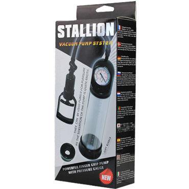 Baile Stallion Вакуумная помпа с манометром