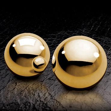 Pipedream Gold Ben Wa Balls Элегантные вагинальные шарики
