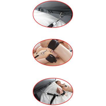 Pipedream Ultimate Bed Restraint System Система для крепления на кровати