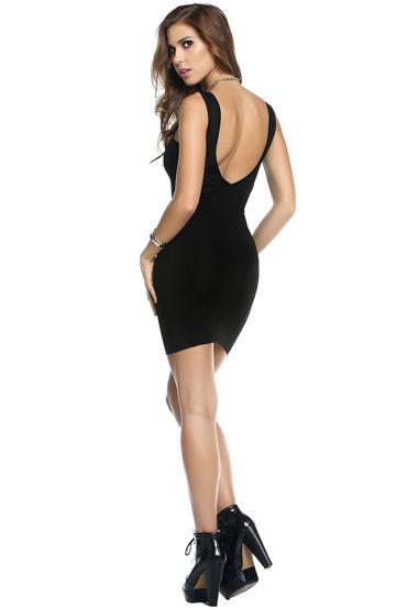 Forplay Lingerie мини-платье С прозрачными вставками