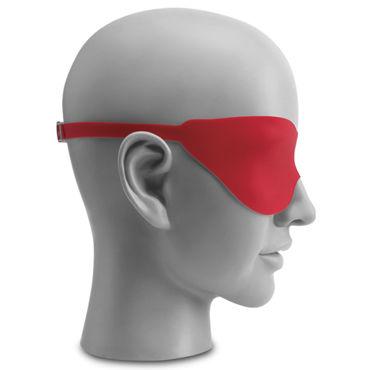 Pipedream Fantasy Love Mask, красная Маска на застежках