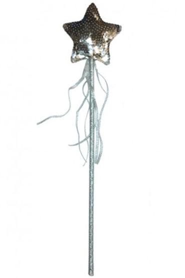 Le Frivole волшебная палочка Украшенная пайетками