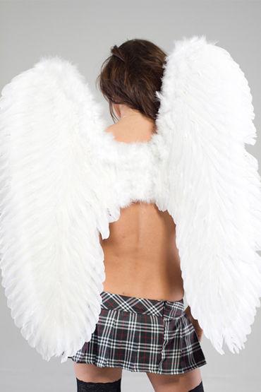 Le Frivole крылья, белые Большие, 80х80 см