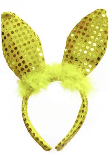 Le Frivole ушки, С пайетками - Размер Универсальный (XS-L) от condom-shop.ru