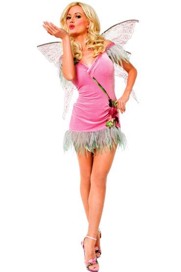 Le Frivole Фея Винкс Эффектное мини-платье