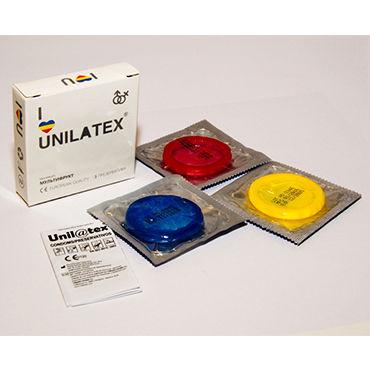 Unilatex Multifruits Презервативы ароматизированные