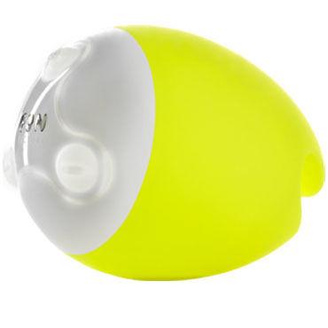 Fun Factory Fou, желтый Компактный вибратор с турборежимом + зарядка