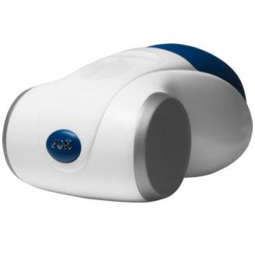 Fun Factory Cobra Libre, сине-белый Инновационный мастурбатор с вибрацией + зарядка