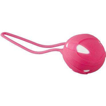 Fun Factory Smartballs Unо, красно-белый Вагинальный шарик для тренировки мышц