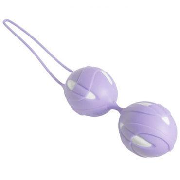Fun Factory Teneo Duo, фиолетовый Шарики для тренировки мышц влагалища