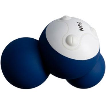 Fun Factory Yooo, синий Вибратор для точечной стимуляции + зарядка