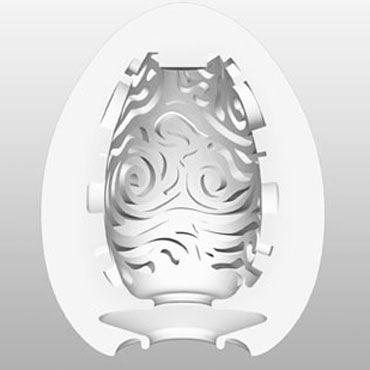 Tenga Egg Cloudy Мастурбатор в виде яйца