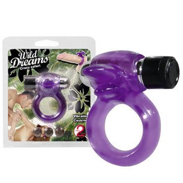 You2Toys Wild Dreams Crazy Safari Эрекционное виброкольцо