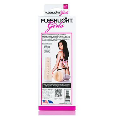 FleshLight Girls Stoya Forbidden Копия попки порнозвезды Стои