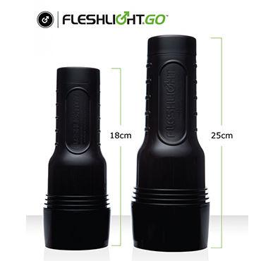 FleshLight Go Surge Компактный мастурбатор с уникальным рельефом