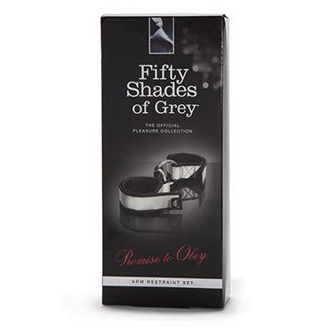 Fifty Shades of Grey Promise to Obey Arm Restraint Set Комплект фиксаторов для рук