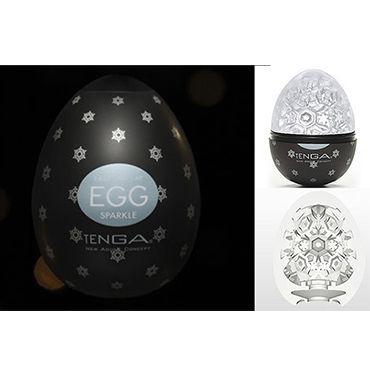 Tenga Egg Sparkle Мастурбатор в виде яйца