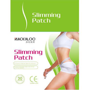 Slimming Patch Косметические пластыри для коррекции веса, 30 штук