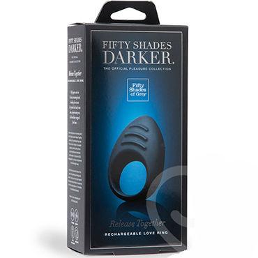 Fifty Shades Darker Release Together Перезаряжаемое эрекционное кольцо
