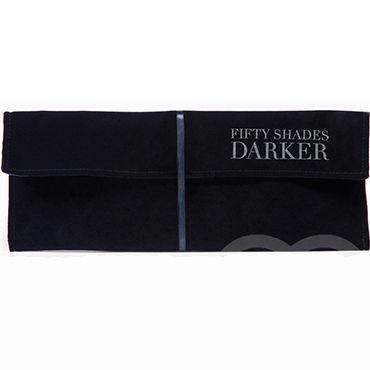 Fifty Shades Darker No Bounds Collection Paddle Двусторонний пэддл из натуральной кожи