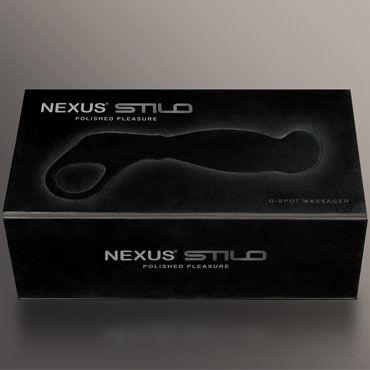 Nexus Stilo Стальной массажер простаты