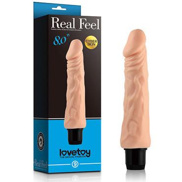 Lovetoy Real Feel №9 Вибратор реалистик
