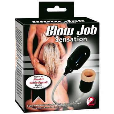 You2Toys Blow Job Sensation Помпа-минет