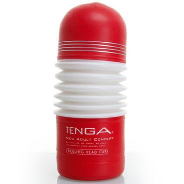 Tenga Rolling Head Мастурбатор с вращающейся головкой