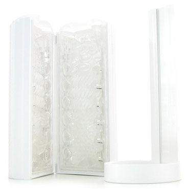 Tenga Flip Air Lite, белый Облегченный вакуумный мастурбатор