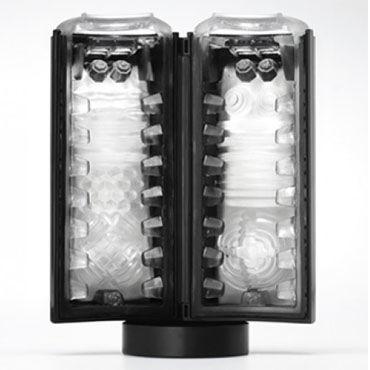 Tenga Flip Air Lite, черный Облегченный вакуумный мастурбатор