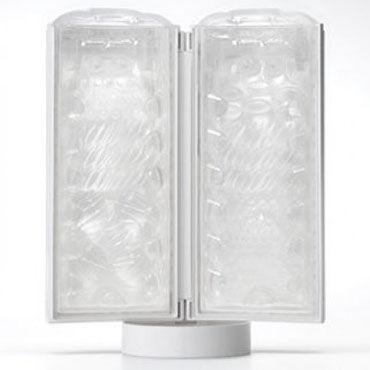 Tenga Flip Air, белый Многоразовый вакуумный мастурбатор