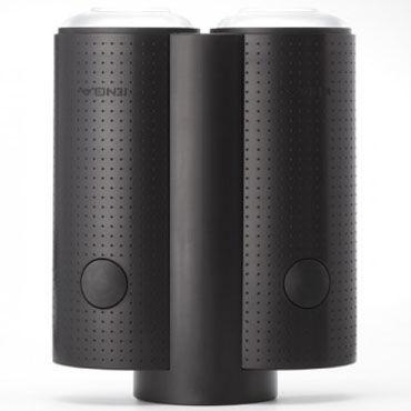 Tenga Flip Air, черный Многоразовый вакуумный мастурбатор
