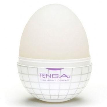 Tenga Egg Spider Одноразовый мастурбатор с рельефом