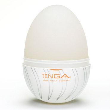 Tenga Egg Twister Одноразовый мастурбатор с рельефом
