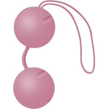 Joy Division Joyballs Trend, розовые Вагинальные шарики