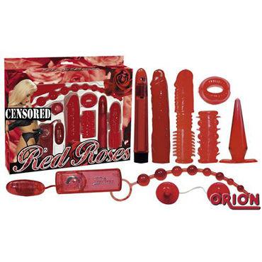 You2Toys Red Roses, красный Набор интим-игрушек
