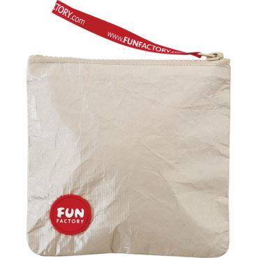 Fun Factory Toy Bag, XS Сумка для хранения игрушек, 15x15 см