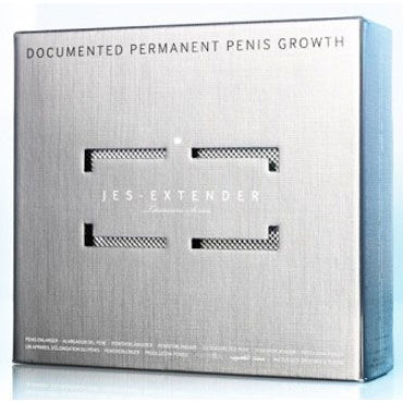 Jes Extender Titanium Комплект для увеличения пенис