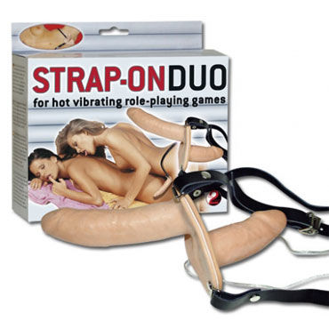 You2Toys Strap-on Duo, ������� ������������� �������