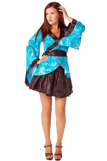 Le Frivole Элитная гейша Кимоно, юбка и пояс